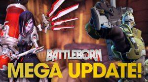 Battleborn Winter Update Aggiornamento Invernale