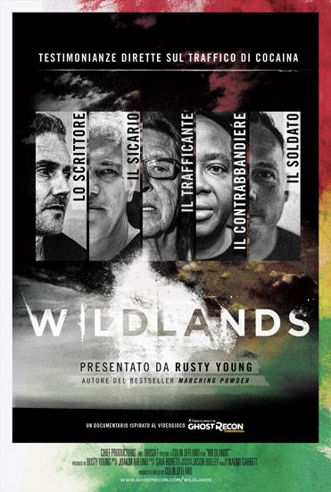 Locandina Documentario Wildlands