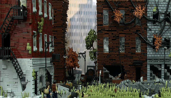 Lego the Last of us1