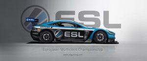 Project Cars ESL Multi-Class European Championship
