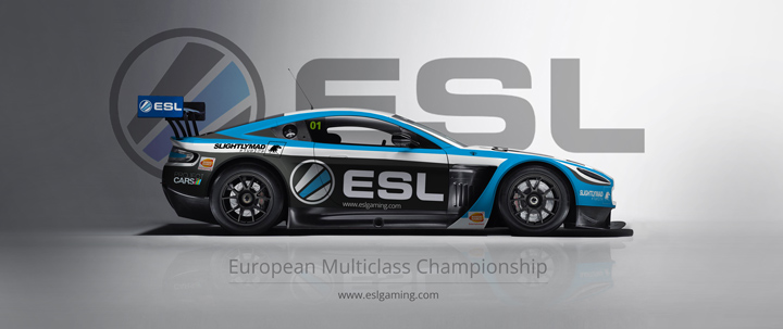 Project Cars ESL Multi-Class European Championship