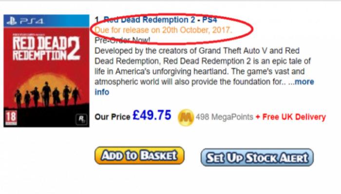 Red dead redemption 2 data1