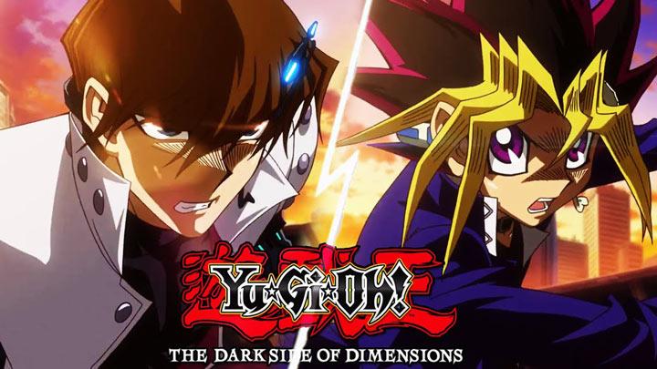 Yu Gi Oh Film The Dark Side Of Dimensions