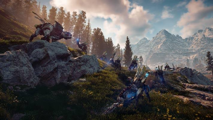 Aloy di Horizon diventerà un'icona di PlayStation — Sony sicura