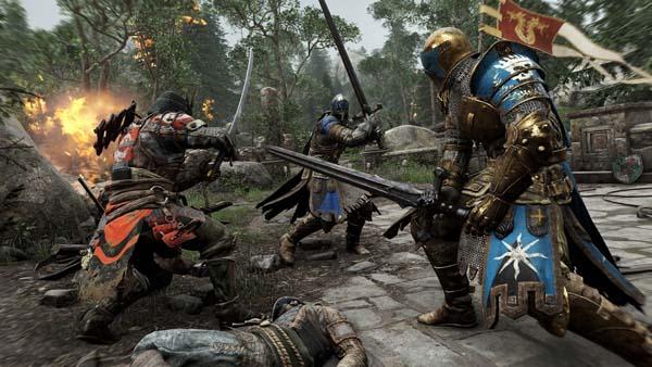for honor combattimento
