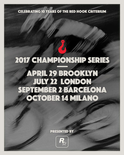 Rockstar Games Red Hook Criterium 2017