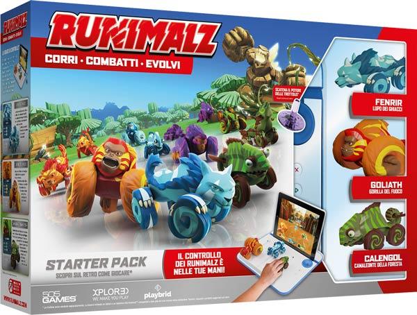 Runimalz Starter Pack