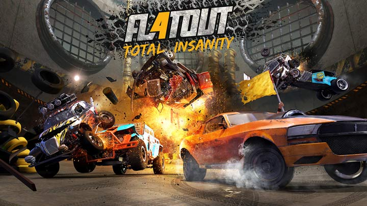 FlatOut 4 Total Insanity
