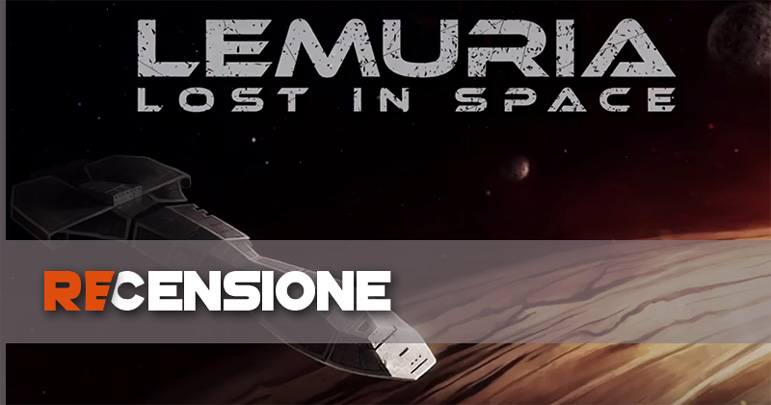 Recensione Lemuria Lost In Space