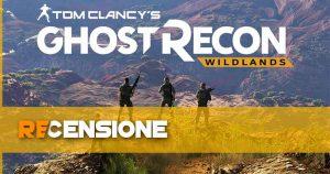 recensione ghost recon wildlands