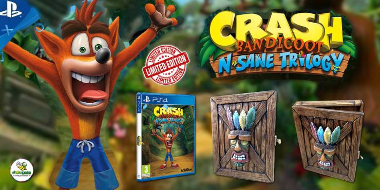 Nuovo video del gameplay di Crash Bandicoot: N. Sane Trilogy