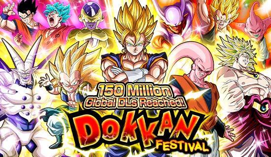 Dragon Ball Z Dokkan Battle 150 Milioni Download