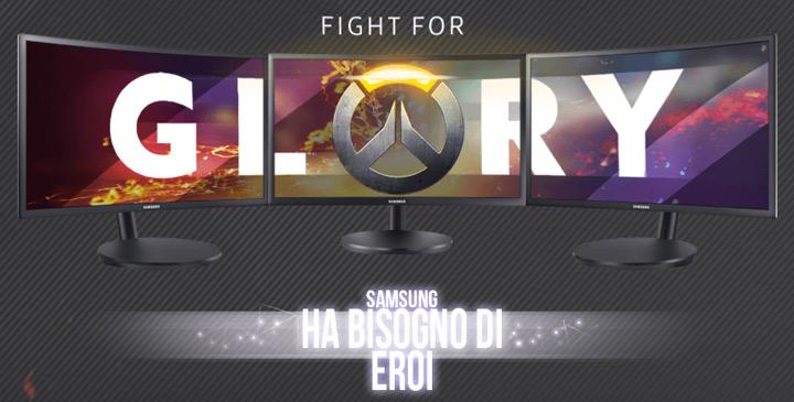 Fight For Glory Romics Samsung