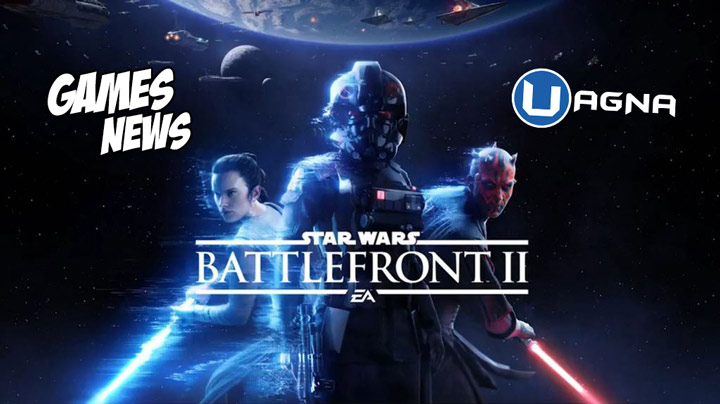 Games News Star Wars Battlefront 2 II