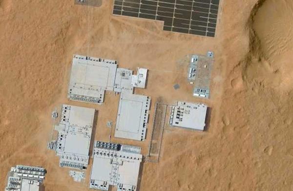 Google Pesce d'Aprile 2017 Centro Dati Marte