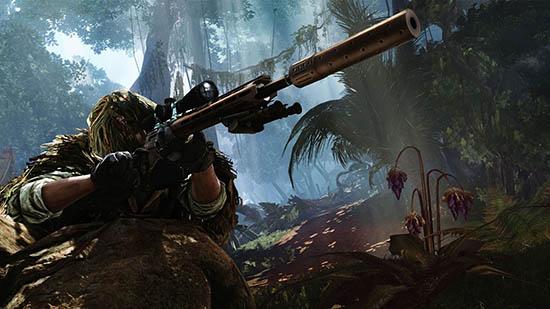 cecchino sniper ghost warrior 3
