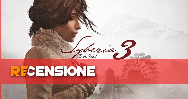 Recensione Syberia 3