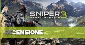 recensione sniper ghost warrior 3