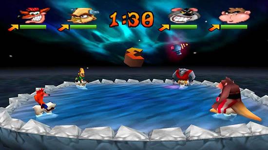 Crash Bandicoot N. Sane Trilogy, la nuova clip video dedicata a Polar