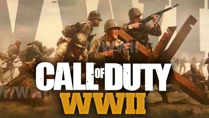 Svelati day one e trailer di Call of Duty WWII