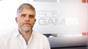 505 Games Neil Ralley Presidente