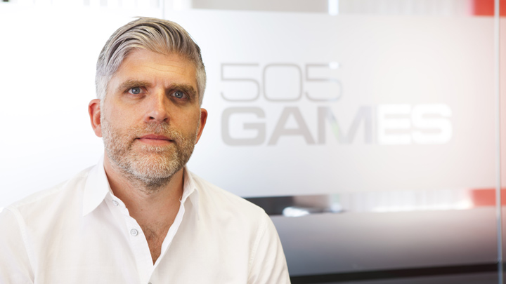 505 Games Neil Ralley Presidente