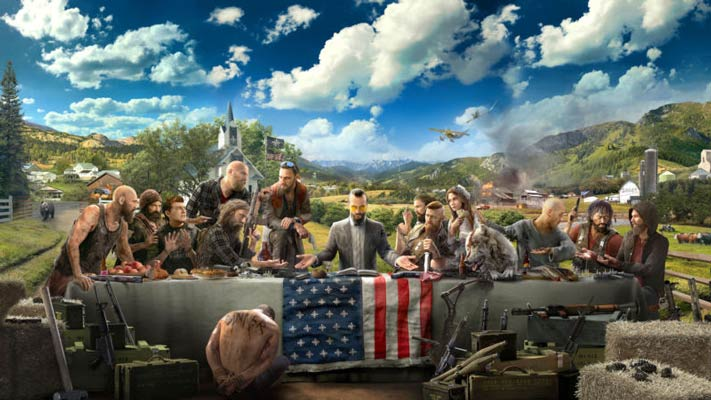 Far Cry 5: disponibile solo Online il multiplayer co-op della Campagna