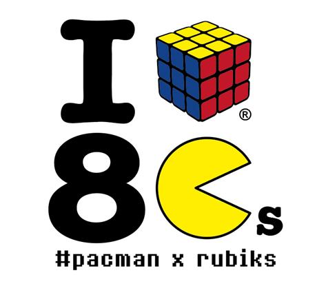 PAC MAN Rubik's
