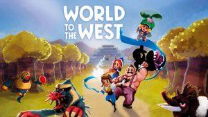 World To The West Copertina