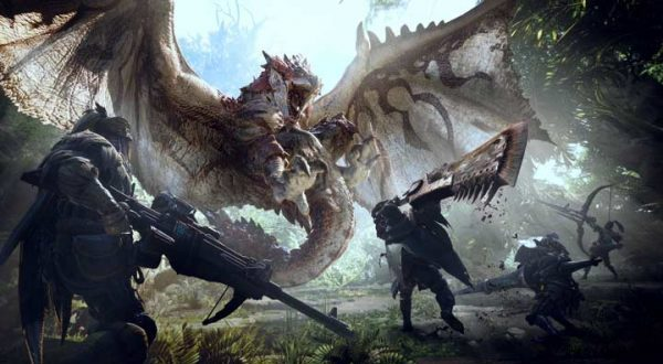 Monster Hunter World: Nuovo trailer con i Draghi Anziani