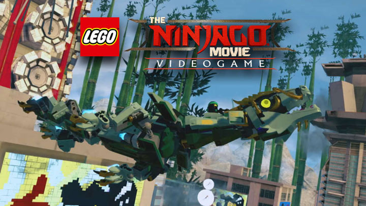 LEGO NINJAGO Film Video Game