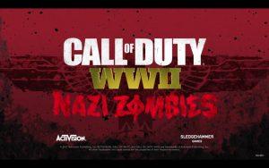 trailer ufficiale di nazi zombies