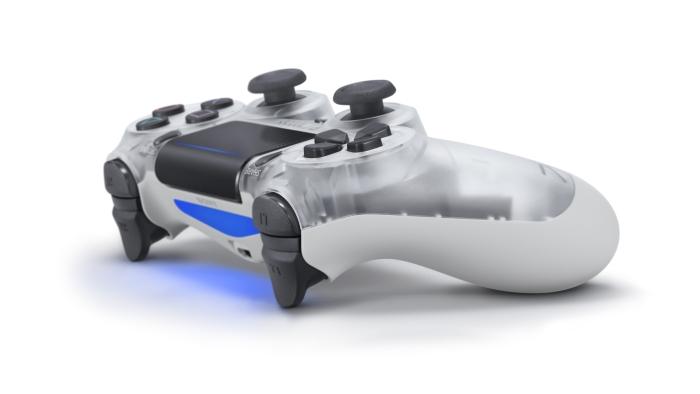 DualShock 4 Crystal Sony