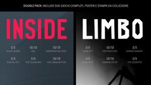 Inside + Limbo Doublepack