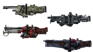 wolfenstein 2 the new colossus armi pesanti