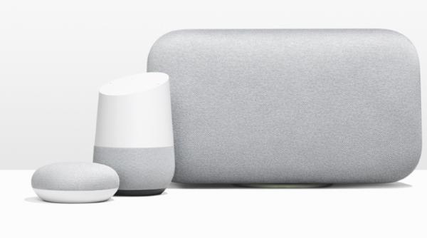 Google Home Max