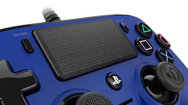 Nacon Compact Controller Blu