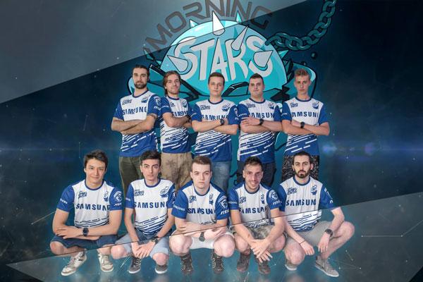Samsung Morning Stars Overwatch Team