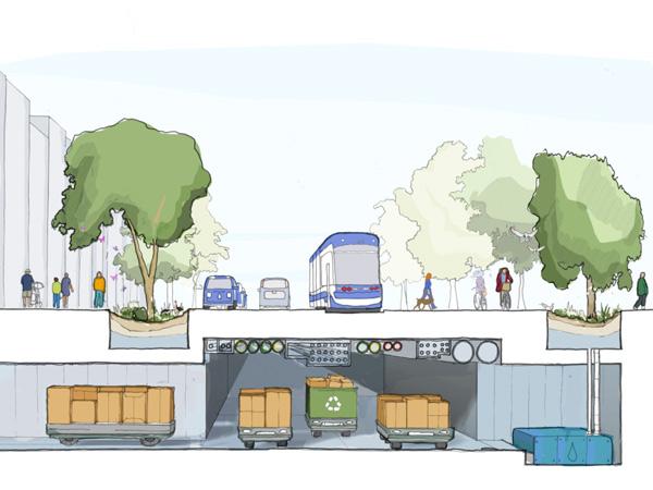 Google Sidewalk Lab Città Tecnologica