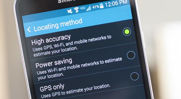 Localizzazione GPS Android