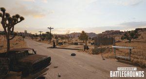 PlayerUnknown's Battlegrounds-PUBG Nuova Mappa Deserto