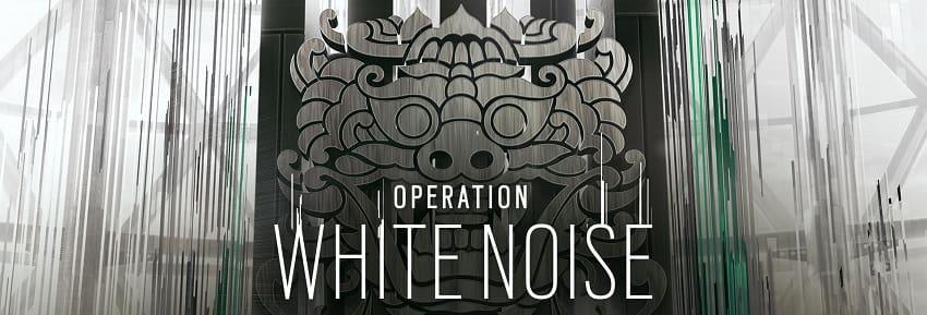 rainbow six siege operazione white noise