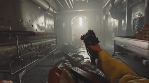 wolfenstein 2 gameplay