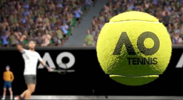 AO Tennis: annunciato il nuovo titolo di Big Ant Studios