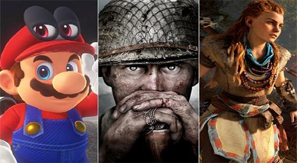 migliori videogiochi 2017