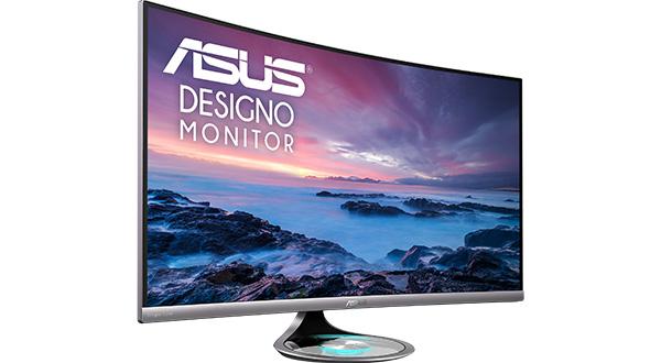 ASUS Monitor Designo Curve MX34VQ