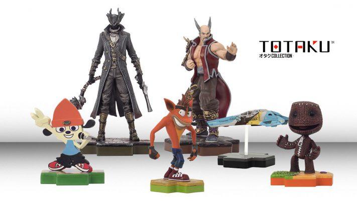 Totaku Collection Sony PlayStation