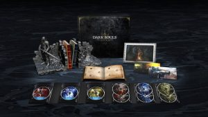 Dark Souls Trilogy box PS4