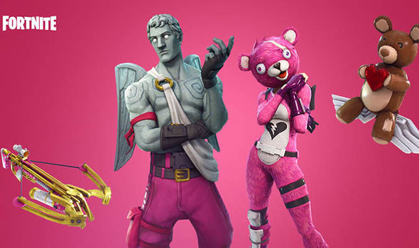 Fortnite: in arrivo un aggiornamento che introdurrà nuove skin ed armi