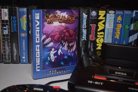 A volte ritornano: Un nostalgico giocatore sviluppa un nuovo gioco per il Sega Mega Drive - UAGNA